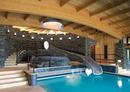 piscine interieure de luxe