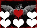 les 5 coeur