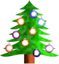 árvore de natal da vovó