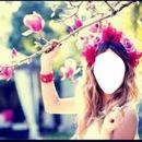 Visage Violetta Saison2 avec Fleur
