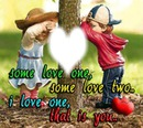 I Love Only One