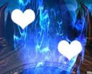 flamme bleu