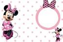 Minnie en rosa
