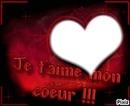 coeur - Je t'aime mon coeur