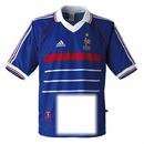 Maillot de France 98