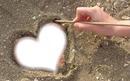 Amor hasta en la arena