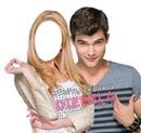 diego et une blonde