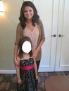 Selena Gomez et une fan