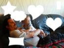 moi et mon fils lorenzo