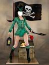 pirate femme nath