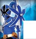 kevin ranger samurai azul