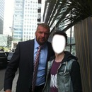 avec triple h the game