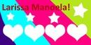 Capa da Larissa Manoela