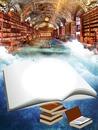 Bibliothèque-livres