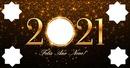 2021 - Feliz Ano Novo