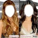 Miley et Selena