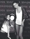 photo avec 2 selena gomez