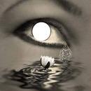 yeux qui pleure