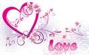 je suis love de toi mon coeur