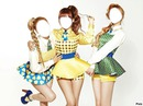fille japonaise du groupe Orange Caramel