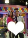 Martina Stoessel y George Blanco