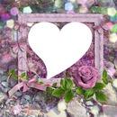 1 photo coeur fleur iena