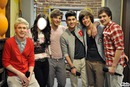 with one direction