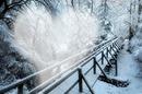 pont de neige