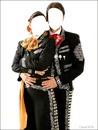 pareja de mexicanos