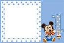 Mickey 1 an