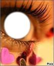 yeux d'amour