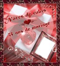 35 ans mariage