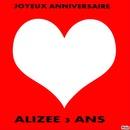 ALIZEE 3 ANS