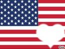 drapeau de l'amerique