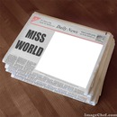 Daily News for Miss World