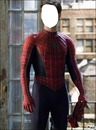 rostro del hombre araña