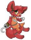 Foxy FNaF manga