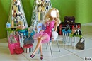 barbie fashionistas glam