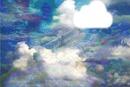 nuage de l'au delà