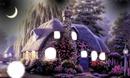 casa  de bruxa