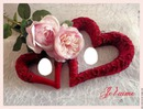 coeur+rose