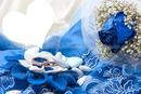 cleybis en su boda