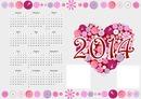 Romantyczny kalendarz