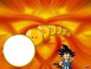 les dragon ball et songoku petit