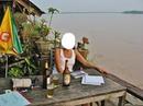 Au bord du Mékong