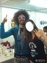 Redfoo and me