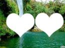 coeur chut d'eau