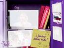 dans le casier de Violetta ♥