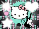 hello kitty 3 cardre