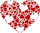 coeur dans coeur
